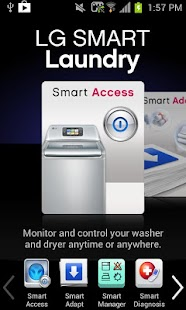 LG Smart Laundry&DW - screenshot thumbnail