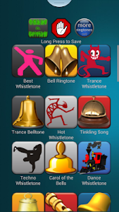 Bells And Whistles Ringtones screenshot 1