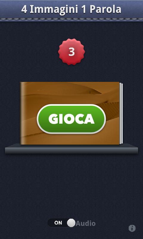 4 Immagini 1 Parola - screenshot
