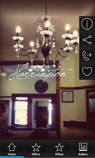 【免費生活App】Harrington Hair-APP點子