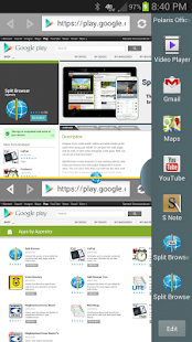 Split Browser- screenshot thumbnail