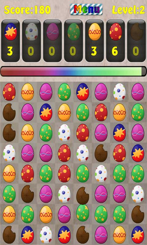 Easter Jewels - screenshot