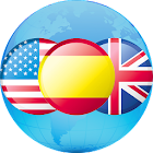 Diccionario Inglés Español + icon