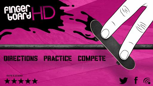Fingerboard HD Skateboarding 3.1.5 screenshots 1