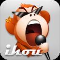 爱吼K歌-手机唱歌交友社区 icon