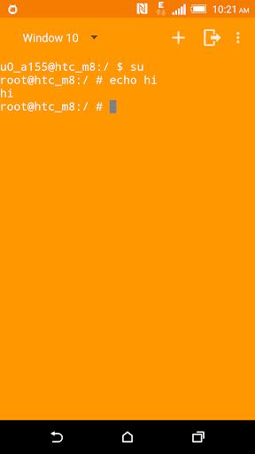 Material Terminal  screenshots 2