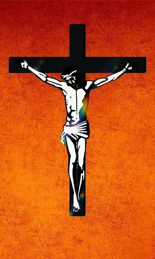 Jesus On The Cross wallpaper