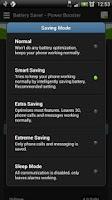 Screenshot of Best Battery Saver