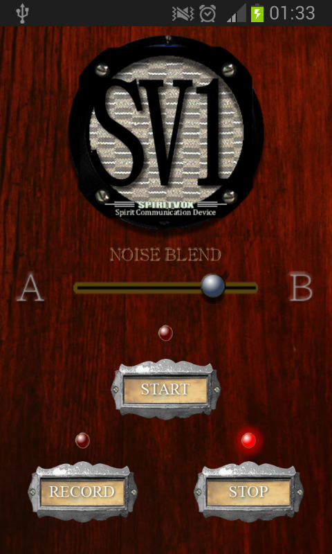 "SV-1 SpiritVox ""Ghost Box"" EVP - screenshot"