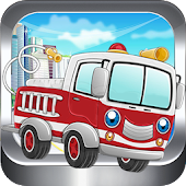 Fire Truck Rescue Mission