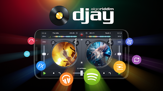 djay FREE - DJ Mix Remix Music- screenshot thumbnail