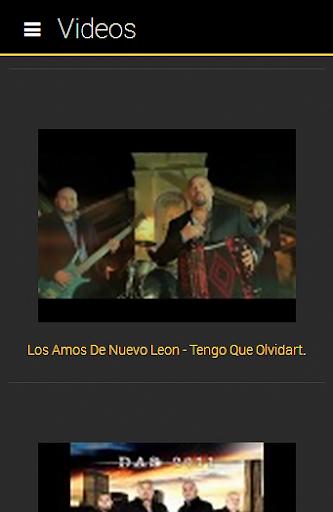 Los Amos De Nuevo Leon Club