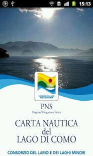 Carta Nautica Lago di Como - screenshot thumbnail
