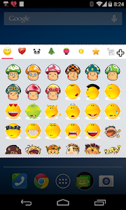 CoolSymbols emoticon emoji v6.0 build201508271316