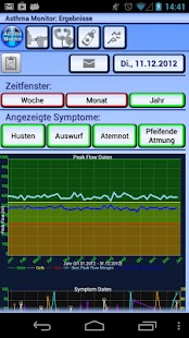 Asthma Monitor- screenshot thumbnail