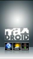 Screenshot of MAXDroid
