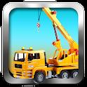 Crane Parking 3D icon