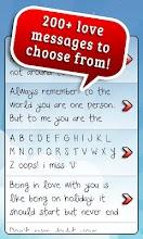 Cute Love Text Messages ♥ screenshot thumbnail
