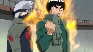 Naruto - Surviving the Cut! The Rookie Nine Together Again!