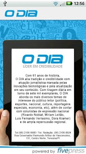 O Dia - screenshot thumbnail