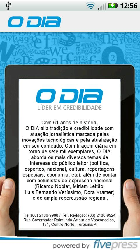 O Dia - screenshot