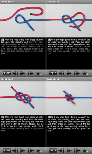 Screenshot for Animated Knots by Grog in Hong Kong Play Store