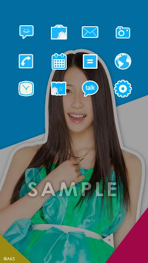 玩個人化App|AKB48きせかえ(公式)茂木忍-cf免費|APP試玩