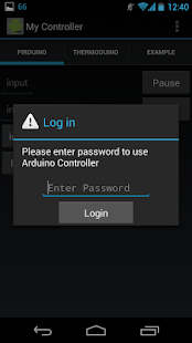 Arduino Controller Pro (Free) - screenshot thumbnail