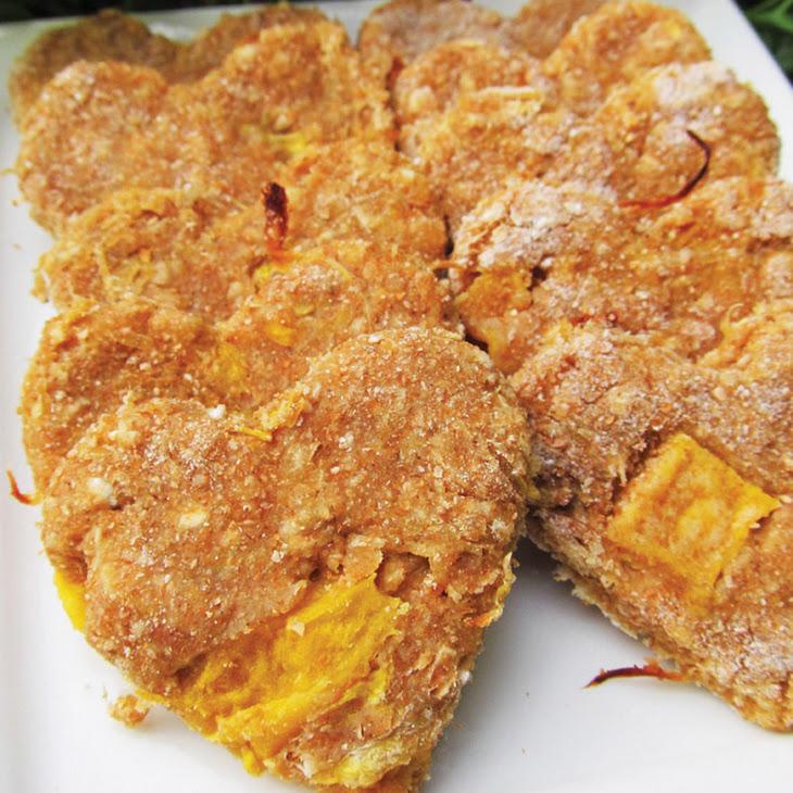 Mango Chicken Dog Cookies