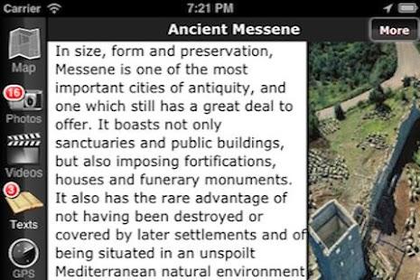 EasyGuideApp Messene- screenshot thumbnail