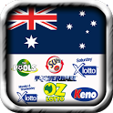 Lotto Australia Free icon