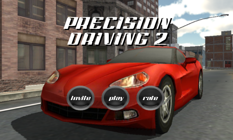 Precision Driving 3D 2 - screenshot