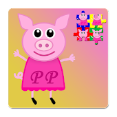 Peppa Pink Puzzle