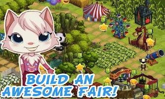 Screenshot of Pet Fair Village