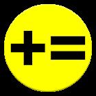 A Basic Calculator icon