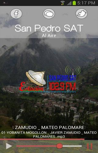 San Pedro SAT