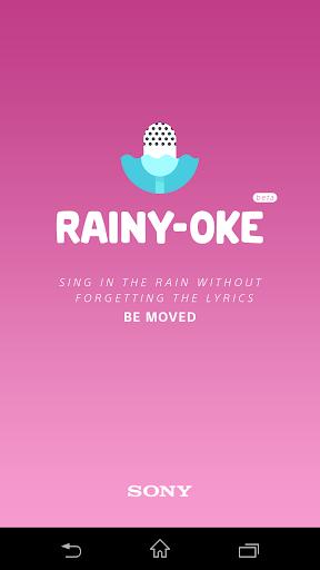 Rainy-oke