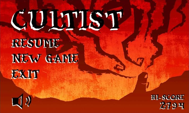 Cultist- screenshot