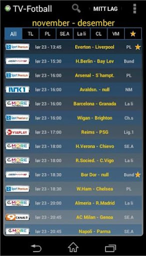 TV-fotball Pro