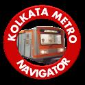 Kolkata Metro Navigator logo
