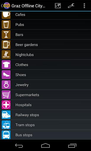 旅遊必備APP下載 Graz Offline City Map 好玩app不花錢 綠色工廠好玩App