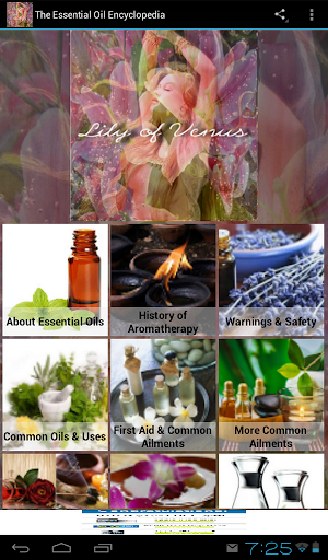 The Essential Oil Encyclopedia