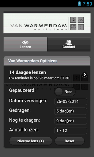 玩健康App|van Warmerdam Opticiens免費|APP試玩