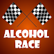 Alcohol Race  - drinking game