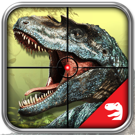 恐龙 狩猎: 猎人: Dinosaur Hunter 3D 動作 App LOGO-APP試玩