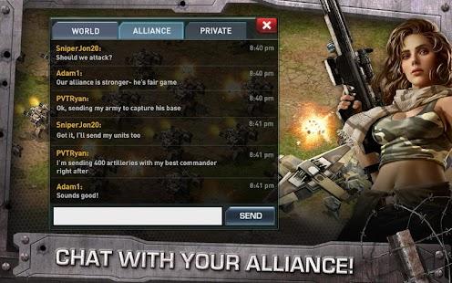 War of Nations Screenshot 8