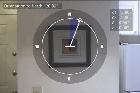 Telemeter - camera measure- screenshot thumbnail