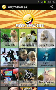 Funny Video Clips Screenshot