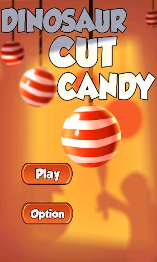 Dinosaur Cut Candy