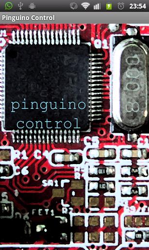 Pinguino Control